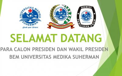 Debat dan Penilaian Kandidat Terpilih Calon BEM 2021 2022